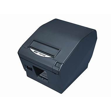 Star Micronics® TSP743IID-24 Thermal POS Receipt Printer, Serial, Grey (Power Supply not included)