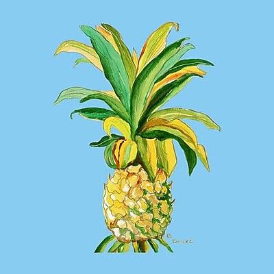 Betsy Drake Interiors Pineapple Coaster (Set of 4)