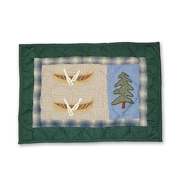 Patch Magic Northwoods Walk Placemat (Set of 4)