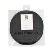 Saro Cabana Coaster; Black