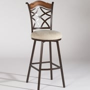 Chintaly 26'' Swivel Bar Stool