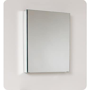 Fresca 19.88'' x 26.13'' Surface Mount or Recessed Medicine Cabinet