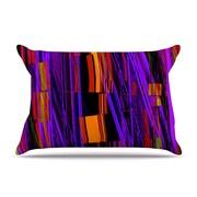 KESS InHouse Threads Pillowcase; King