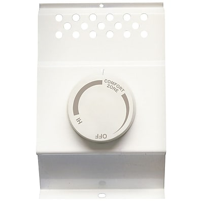 Cadet Double Pole Thermostat