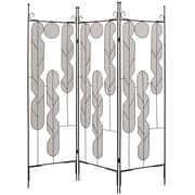 Screen Gems 73'' x 58' Art Screen 3 Panel Room Divider