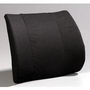 Jobri Premium Lumbar w/ Molded Fold; Black