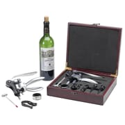 Picnic At Ascot Connoisseur 8 Piece Wine Set