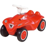 Big Toys Bobby Push/Scoot Car; Red
