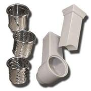 Weston 5 Piece Shredder/Slicer Attachment Kit