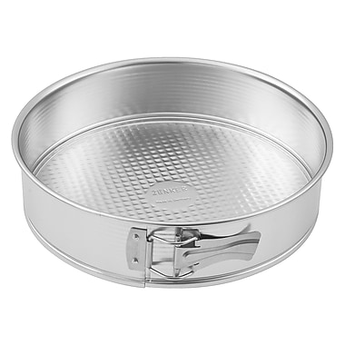 Frieling Zenker Bakeware by Frieling 10'' Tin-Plated Steel Springform Pan