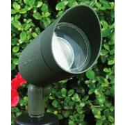 Dabmar Lighting 1-Light Spot Light; Black