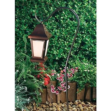 Dabmar Lighting 1-Light Pathway Light; Antique Bronze