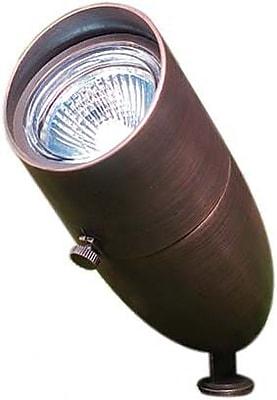 Dabmar Lighting 1-Light Spot Light; Antique Bronze