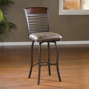 American Heritage Stefano 30'' Swivel Bar Stool