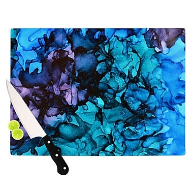 KESS InHouse Lucid Dream Cutting Board; 11.5'' H x 8.25'' W x 0.25'' D
