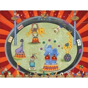 Magic Slice Circus Big Top Play Placemat
