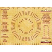 Magic Dough Non-Slip Pastry Mat; Tuscan Stone