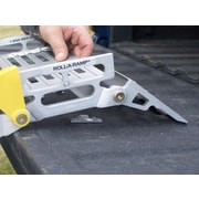 Roll-A-Ramp Pickup Tailgate Brackets for Mounting to Flat Surface