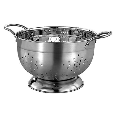 Gourmet Chef Gourmet Chef Professional Stainless Steel German Colander; 3 Qt.