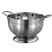 Gourmet Chef Gourmet Chef Professional Stainless Steel German Colander; 8 Qt.