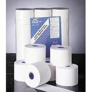 "Plain Paper Calculator Rolls, 2-1/4"" x 200-Ft., 5 Rolls per Pack"