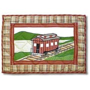 Patch Magic Train Placemat (Set of 4)