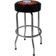 On The Edge Marketing Skull 30.5'' Bar Stool