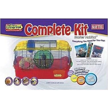 Super Pet Crittertrail Starter Habitat Complete Kit