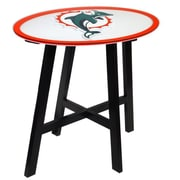 Fan Creations NFL Pub Table; Miami Dolphins