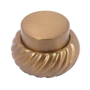 Allied Brass Universal Standing Tissue Holder; Brushed Bronze