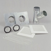 Panasonic WhisperLine  Installation Kit - 6'' - 4'' Double Pick Up