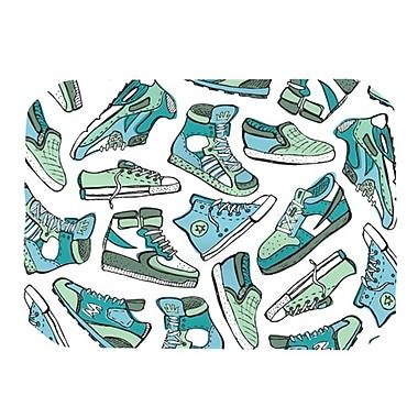 KESS InHouse Sneaker Lover III Placemat