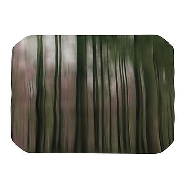 KESS InHouse Forest Blur Placemat