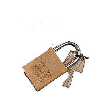 Morris Products Master Key Padlocks; Gold