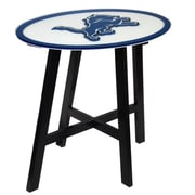 Fan Creations NFL Pub Table; Detroit Lions