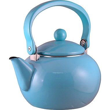 Reston Lloyd Calypso Basic 2-qt. Tea Kettle; Turquoise