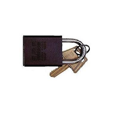 Morris Products Master Key Padlocks; Brown