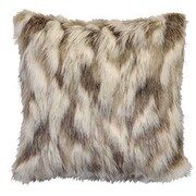 Wooded River Tibetan Fox Euro Sham