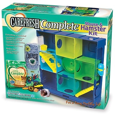 Ware Manufacturing Carefresh Mouse and Hamster Cage Kit WYF078276186224