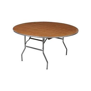 Advanced Seating Round Folding Table; 36'' Diameter