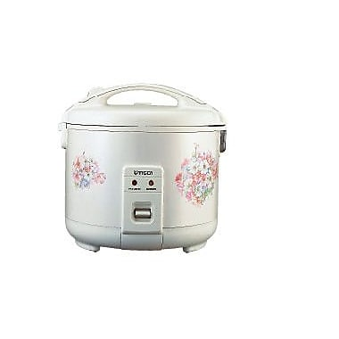 Tiger Electronic Rice Cooker; 8 Cup