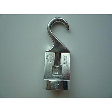Taylor & Ng Track Rack Swivel Hook in Aluminum