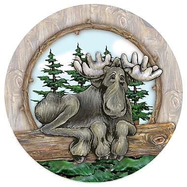Thirstystone Big Sky Moose Occasions Coaster (Set of 4)