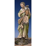 Roman, Inc. Saint Joseph Color Figurine