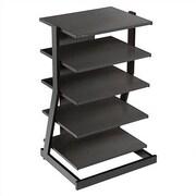 Plateau Z-Series Audio Rack; 5-Shelf