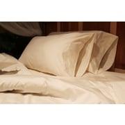 Sleep & Beyond Organic 300 Thread Count Pillow Case (Set of 2); Queen