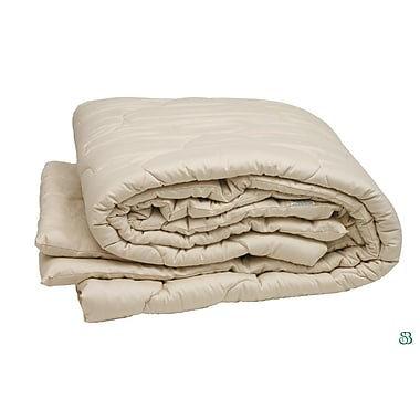 Sleep & Beyond Organic Midweight Comforter; King