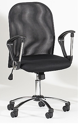 Chintaly Mid-Back Mesh Desk Chair