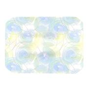 KESS InHouse Paper Flower Placemat