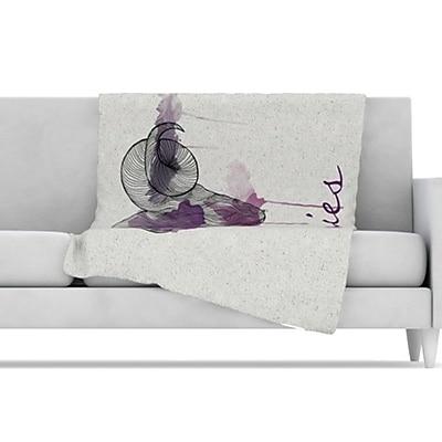 KESS InHouse Aries Throw Blanket; 80'' L x 60'' W